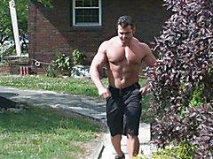Frank defeo.com hot muscle hunk