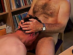 Here I do my best for a sturdy 66 year old man. It didn´t end with cum whatever I did but I...