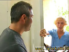 Beefy at his door and offers him a scorching place to glide his man rod into, the ginormous...