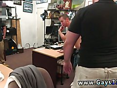 Guy completes up with anal invasion hook-up threesome Gay straight bareback french xxx Guy c...