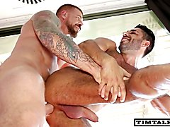 Monstercock Daddy Rocco Steele is back in our today's update.