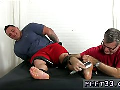 He turned into a giggling doll and that was so hot! Gay black legs open nudes and boy feet l...