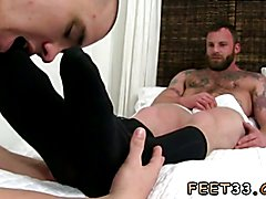 Derek Parker's Socks and Feet Worshiped Handsome gay boy sex in arab of image and fingering ...