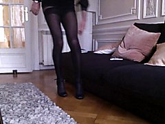 En mode allumeuse :))