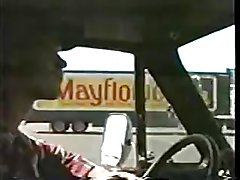 A vintage vid of a couple of truckers with huge cocks. Love these old vids.