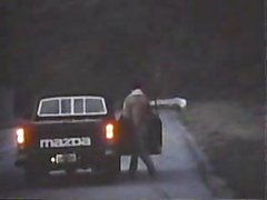 The cute young gay country boys ride around in a pickup truck and have beautiful oral and an...