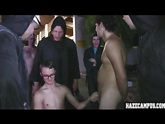 Hazing gay ritual for frat