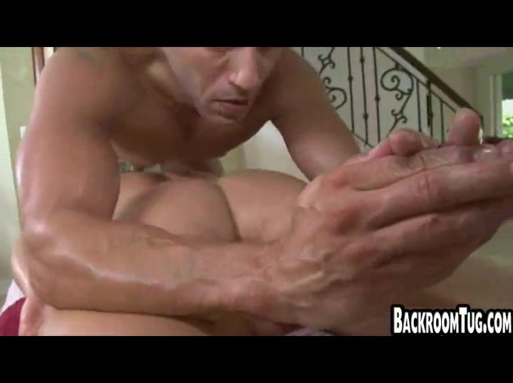 Cute naked gay massage gay male clip