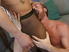 What is more delicious than sucking a big cock through