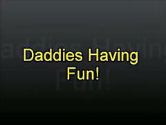 Daddies having Fun...!