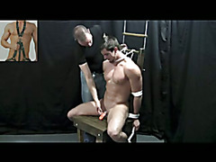 Roped Studs BDSM Part 3-3