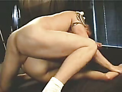 Young-looking Boy Fucked to within an inch of his life
