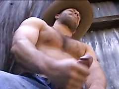 hot Cowboy´s outdoor solo