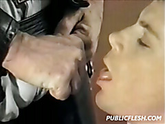 Classic and retro extreme fetish homosexual anal