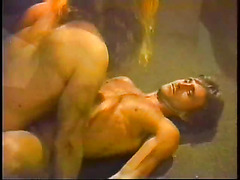 Hunks have hard thrusting sex