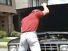 Mechanic Bareback