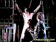 Vintage Leather Gay Bondage