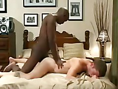 Monster Black Pole Deep Fucking White Dude