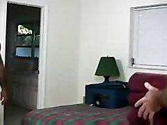 Muscle Bear Having babreback sex