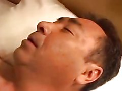 Japanese mature man  scene 3