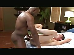 Black Dude Fill White Dude With Awesome Cock