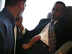 twink sucks business mans nice cock