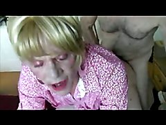 Mature CD Giving Head And Getting Fucked