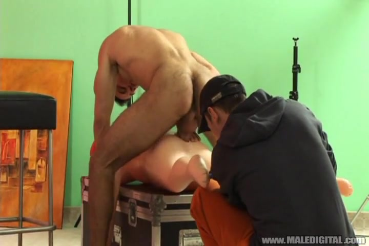 GAY PORN OF 2 GUY AND A BLOW UP DOLL