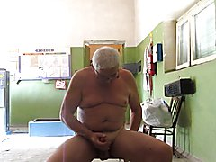 Masturbation and cum  scene 2