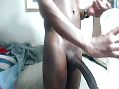 The big monster amateur cock