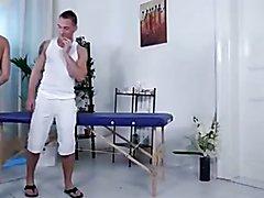 Massage boy to boy gay cute twinks