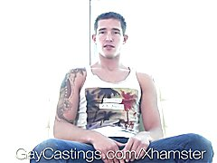 bisexual dude fucked at a gaycasting