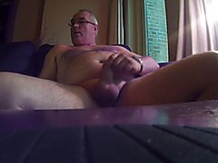Masturbating at home no cum.