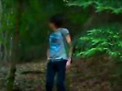 Hunting in the Woods  scene 2