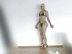 crossdress bikini