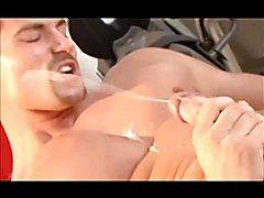 Nut Busting Boys - Amateur Body Shots Vol. 1