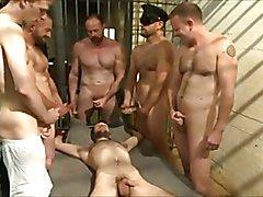 fresh meat behind bars