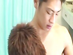 Asian Twink Goes For A Checkup, And Gets His Fanny
