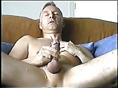 Masturbating Dad 1