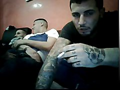 straight guys feet on webcam male feet pies de hombre piedi  scene 3