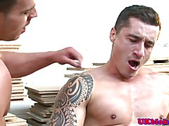 addition black muscle stud riding white cock very outgoing
