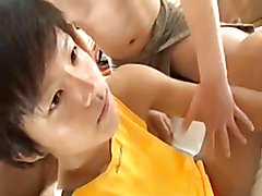 Asian Gays Hot Copulation  scene 6
