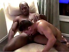 Black Guy Fucks Latino Boy  scene 2
