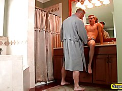 Johnny Rapid applies for the job and is more than equipped to cook, clean and serve ALL of P...