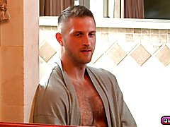 Paul Wagner is looking for a houseboy which is a perfect opportunity for the sexy, very hand...