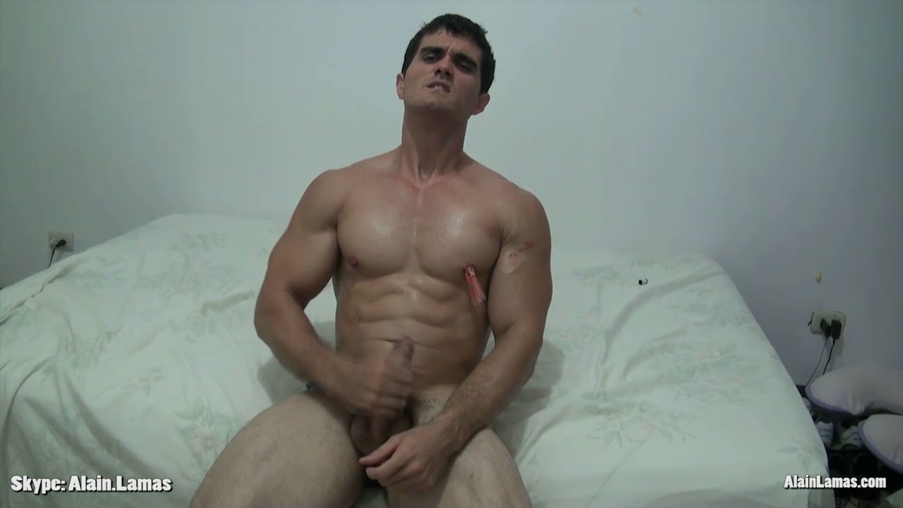 latino nipple play to load off - manporn.xxx