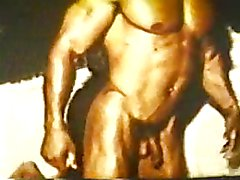 Gay Vintage 50's - Bill Grant, Bodybuilder 2