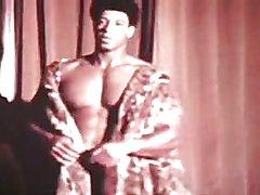 Gay Vintage 50's - Bill Grant, Bodybuilder 3