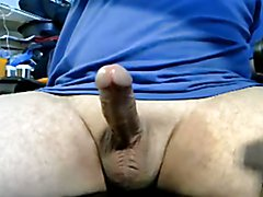 cum shot fromt front, side and below, outdoor, puplic,