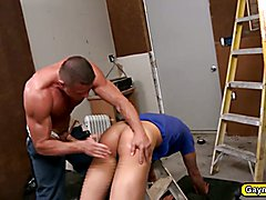Twinks went to far in sucking cock and anal fucking
